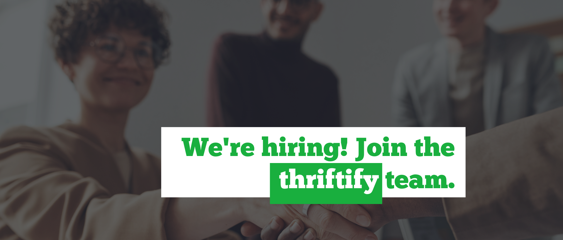 Join The Team - Customer Success Manager